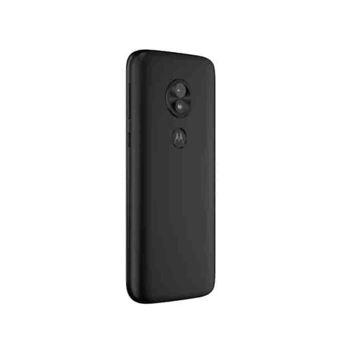 - MotoE5Play ROW Black DYNBACKSIDERIGHT 1 - moto e5 play โทรศัพท์มือถือ Android Go จอใหญ่ มีสแกนลายนิ้วมือ ในราคาเพียง 2,888 บาท