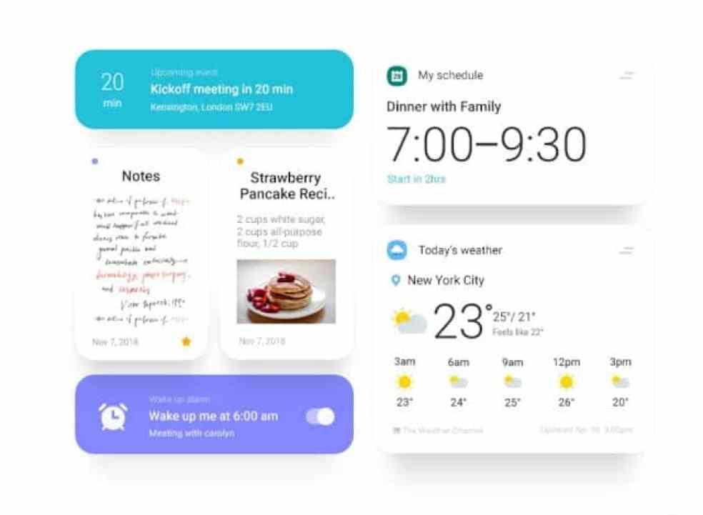 - Screenshot 5 7 - Samsung เปิดตัวส่วนติดต่อผู้ใช้ใหม่ในชื่อ One UI ใช้งานมือถือจอใหญ่ได้สะดวกขึ้น มีโหมดใช้งานตอนกลางคืน