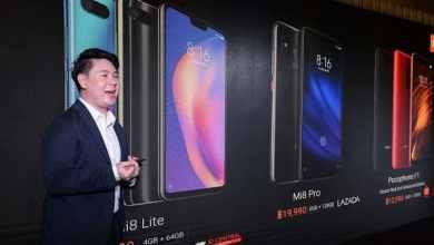 - Xiaomi เปิดตัวสมาร์ทโฟนรุ่นใหม่ล่าสุด Mi 8 Lite และ Mi 8 Pro ครั้งแรกในประเทศไทย
