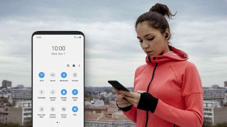 - one ui feature3 2 pc 2 - Samsung เปิดตัวส่วนติดต่อผู้ใช้ใหม่ในชื่อ One UI ใช้งานมือถือจอใหญ่ได้สะดวกขึ้น มีโหมดใช้งานตอนกลางคืน