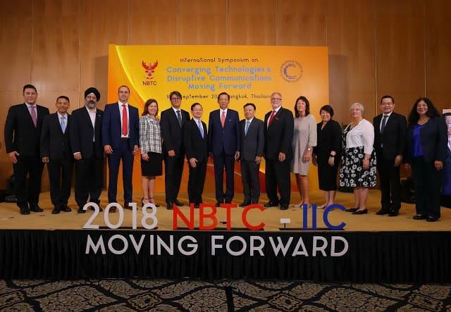 - กสทช. จัดการประชุมเชิงวิชาการระดับนานาชาติ International Symposium on Converging Technologies and Disruptive Communications- Moving Forward