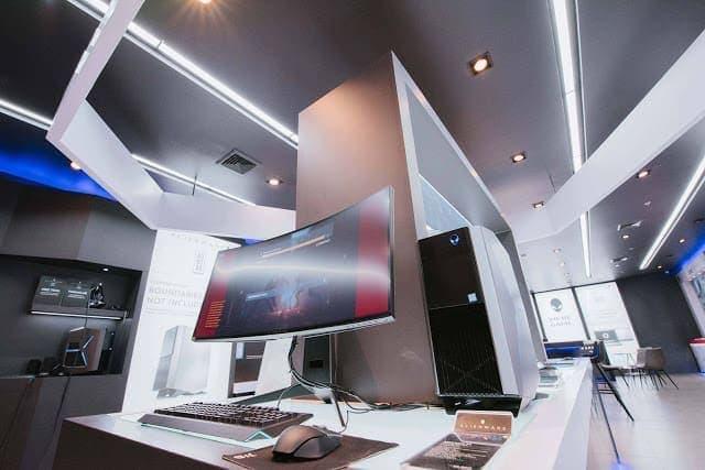 - 03AlienwareExperienceStore - สาวกเอเลี่ยนห้ามพลาด Alienware Experience Store เปิดแล้ววันนี้ที่เซ็นทรัลเวิลด์