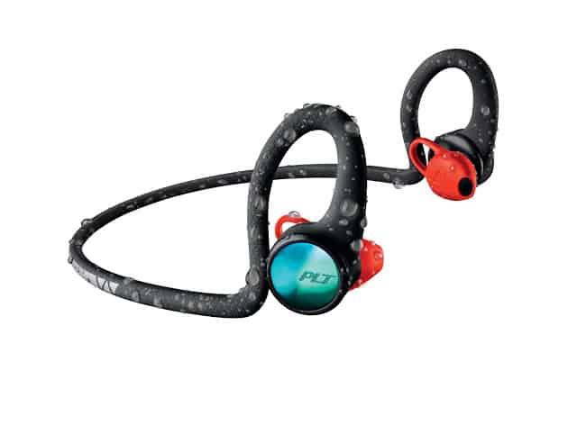 - 166329 BackBeatFIT 2100 Black HERO print cmyk 25APR18 - ให้เสียงเพลงช่วยคุมจังหวะเวลาวิ่งด้วย BackBeat FIT 2100 หูฟังสำหรับ Outdoor Sport Lover ใหม่ล่าสุดจาก PLANTRONICS
