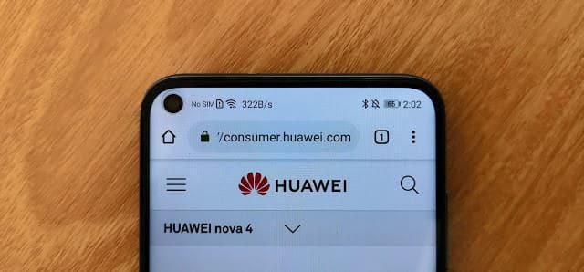 - 2019 02 0814 - เจาะลึก HUAWEI nova 4 กับเบื้องหลัง Punch Display และประเด็นน่าสนใจ