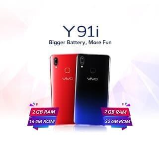 - 20190119 190119 0003 - Vivo ปรับราคา 3 รุ่นยอดฮิต Vivo V11i, Y95, Y91i ให้คุณเป็นเจ้าของได้ง่ายขึ้น