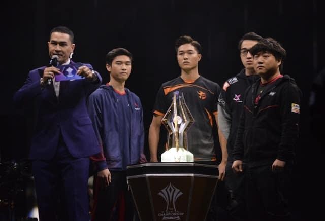 "- AIC2018281329 - Garena ร่วมมือกับ Tencent จัดงานแข่งขัน ""Arena of Valor International Championship 2018 ครั้งแรกในประเทศไทย"