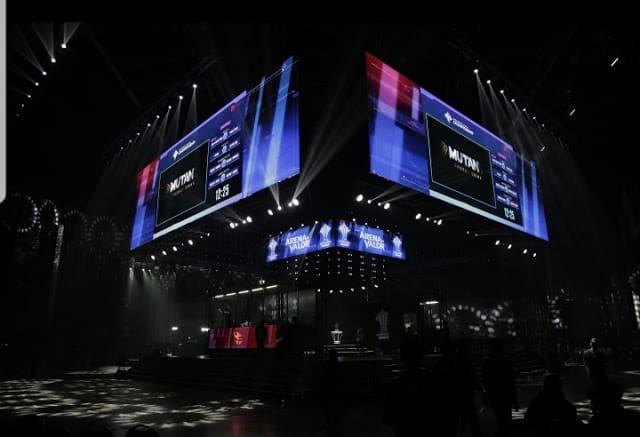 "- AIC201828329 - Garena ร่วมมือกับ Tencent จัดงานแข่งขัน ""Arena of Valor International Championship 2018 ครั้งแรกในประเทศไทย"