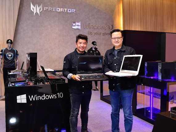 - ARR 4391 - Acer จับมือ พาวเวอร์ มอลล์ เปิด Predator Experience Zone by Power Mall ชั้น 3 สยามพารากอน สร้างประสบการณ์คอเกมไอที