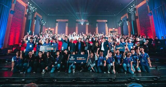 - การแข่งขัน Overwatch Thailand Amateur Community Tournament 2019 season 1 (OTAC) จบลงแล้ว ทีม FANTASTIC HED ชนะ ได้รับรางวัลเงินสดมูลค่า 12,500 บาท