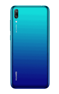 - Huawei เผยสเปก HUAWEI Y7 Pro 2019 กล้องคู่ จอหยดน้ำ แบต 4,000