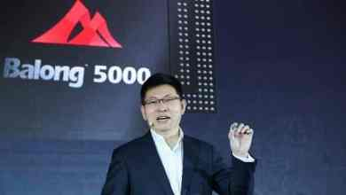 - Huawei เปิดตัว Balong 5000 ชิปเซ็ต 5G มัลติโหมดรุ่นแรกของโลก รองรับอุปกรณ์ได้หลากหลาย