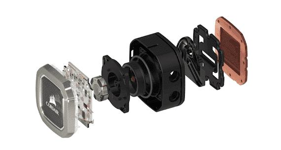 - HydroSeriesPLATINUM HERO2 - CORSAIR เปิดตัวชุดระบายความร้อน CPU Hydro  Series H100i  และ H115i RGB PLATINUM