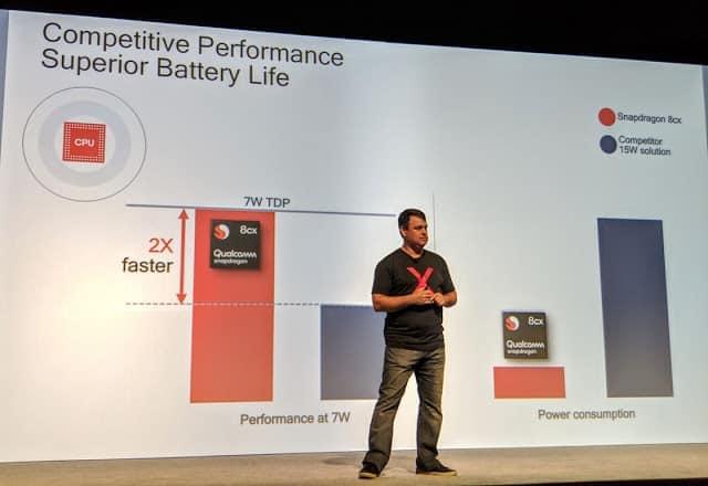 - IMG 20181206 092711  1  - Qualcomm เปิดตัวชิปเซ็ต Snapdragon 8cx ชิปเซ็ตสำหรับแล็ปท็อป ประหยัดไฟ ประสิทธิภาพสูง