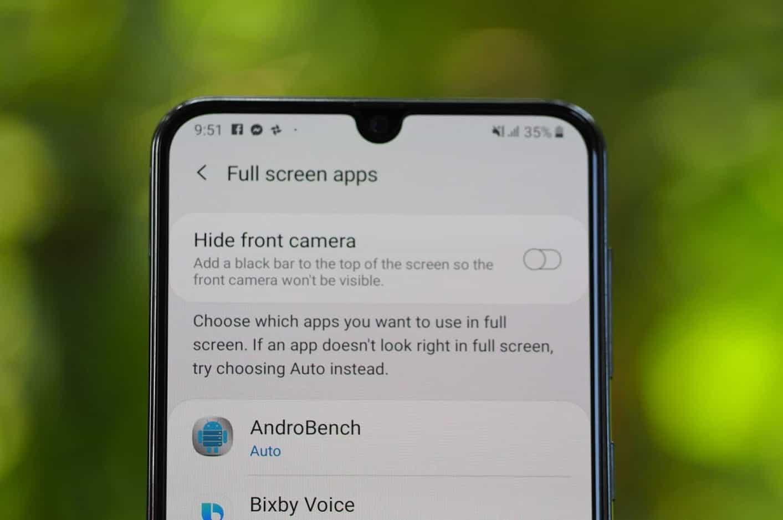 รีวิว Samsung Galaxy A50 พรีเมียมเกินราคา กล้องแจ่ม จอดี มีสแกนนิ้วในหน้าจอ 11