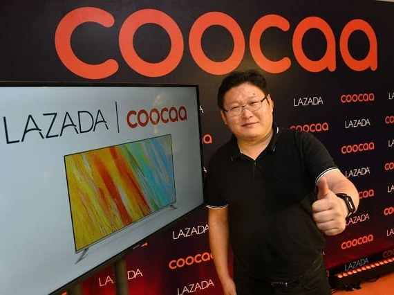 - PvBj180w - Coocaa ลุยตลาดทีวี จัดเต็มโปรโมชั่นสุดฮอตบนลาซาด้าเท่านั้น!