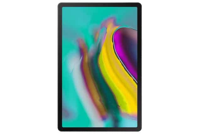 - SM T725 001 Front Silver - Samsung เปิดตัว Galaxy Tab S5e แท็บเล็ตจอ 10.5 นิ้วรุ่นเล็ก เน้นน้ำหนักเบา