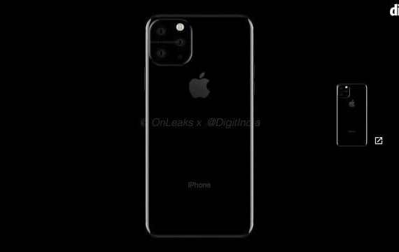 - Screenshot 14 5 - @Onleaks เผยภาพเรนเดอร์ iPhone 2019 มาพร้อมกล้องหลังถึง 3 ตัว เพิ่มกล้อง 3D Camera