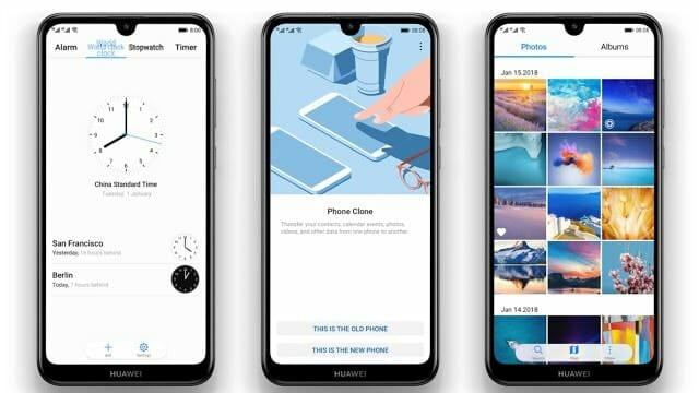 - Huawei เปิดตัวน้องเล็ก Huawei Y7 Pro (2019) ในเวียตนาม มาพร้อมแบตเตอรี่ 4,000 mAh และ SNAP 450