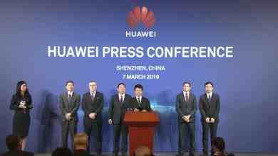 - Screenshot 18 2 - Huawei จัดงานแถลงข่าวฟ้องสหรัฐข้อหาแบน Huawei อย่างไม่เป็นธรรม