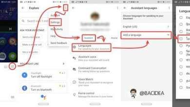 - Screenshot 20181121 180904 com - Google Assistant รองรับการใช้งานภาษาไทยคู่กับภาษาอังกฤษแล้ว