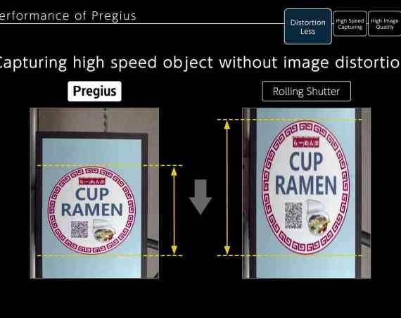 Sony จดเครื่องหมายการค้า PREGIUS S เซ็นเซอร์รับภาพแบบ Global Shutter รุ่นใหม่ - Screenshot 30 3 - Sony จดเครื่องหมายการค้า PREGIUS S เซ็นเซอร์รับภาพแบบ Global Shutter รุ่นใหม่