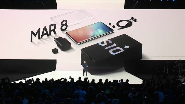- Screenshot 30 - Samsung เปิดตัวสมาร์ทโฟนซีรีส์ S10 ถึง 3 รุ่น พร้อมรุ่นจอพับ Galxy Fold