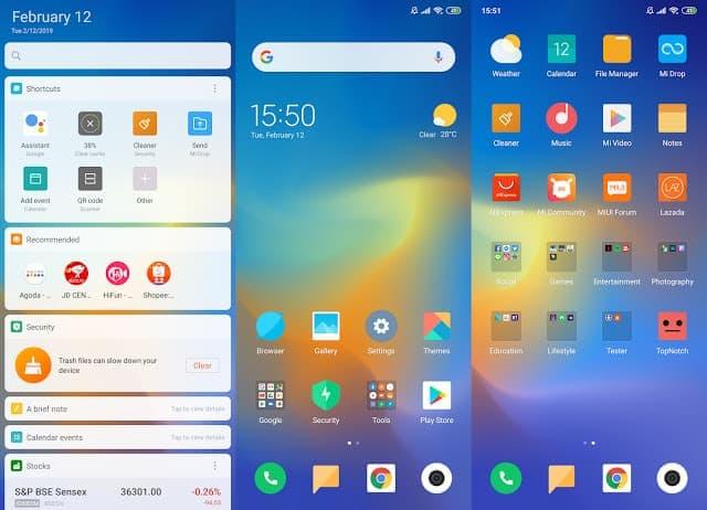 - UI - รีวิว Xiaomi Mi MIX 3: สเปกโหดสะใจ จอไร้ขอบไร้ติ่งเต็มตา วัสดุเซรามิกหรูหรา ในราคา 18,999 บาท