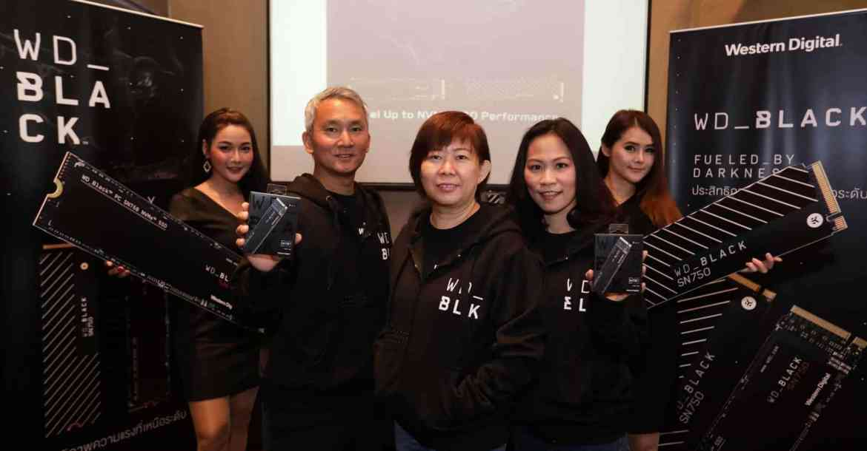 - WD Black SN750 15 - WD เปิดตัว SSD NVMe รุ่นที่ 2 เร็วกว่าเดิม ความจุสูงสุด 2 TB พร้อมฮีตซิงค์