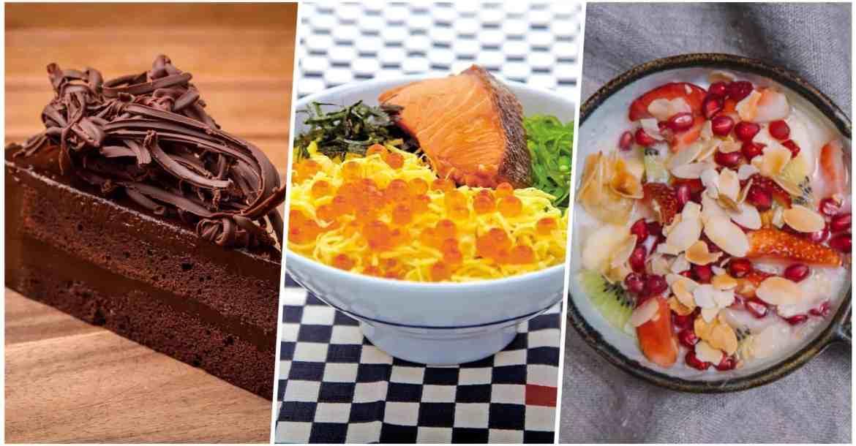 - collage 1 - Uber Eats เผยข้อมูลความอร่อย ที่พิสูจน์แล้วว่ามาพร้อมกับความสุข