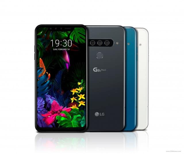 - gsmarena 005 - LG เปิดตัว LG V50 ThinQ รองรับ 5G และ G8/G8s ThinQ ปลดล็อกด้วยลายเส้นเลือดที่ฝ่ามือ