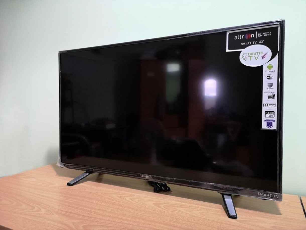 - 2018 05 11 10 - รีวิว altron LTV-4005 LED Smart TV ขนาด 40 นิ้ว จากผู้ผลิตธานินทร์แบรนด์ดังระดับตำนาน
