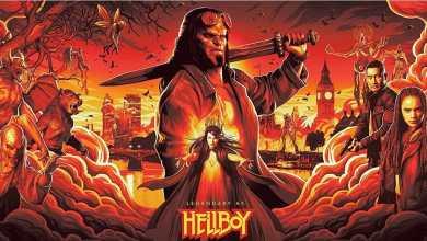 - Hellboy (2019) หนังรีบเร่งไปทั้งเรื่องจนจับจุดไม่ถูก