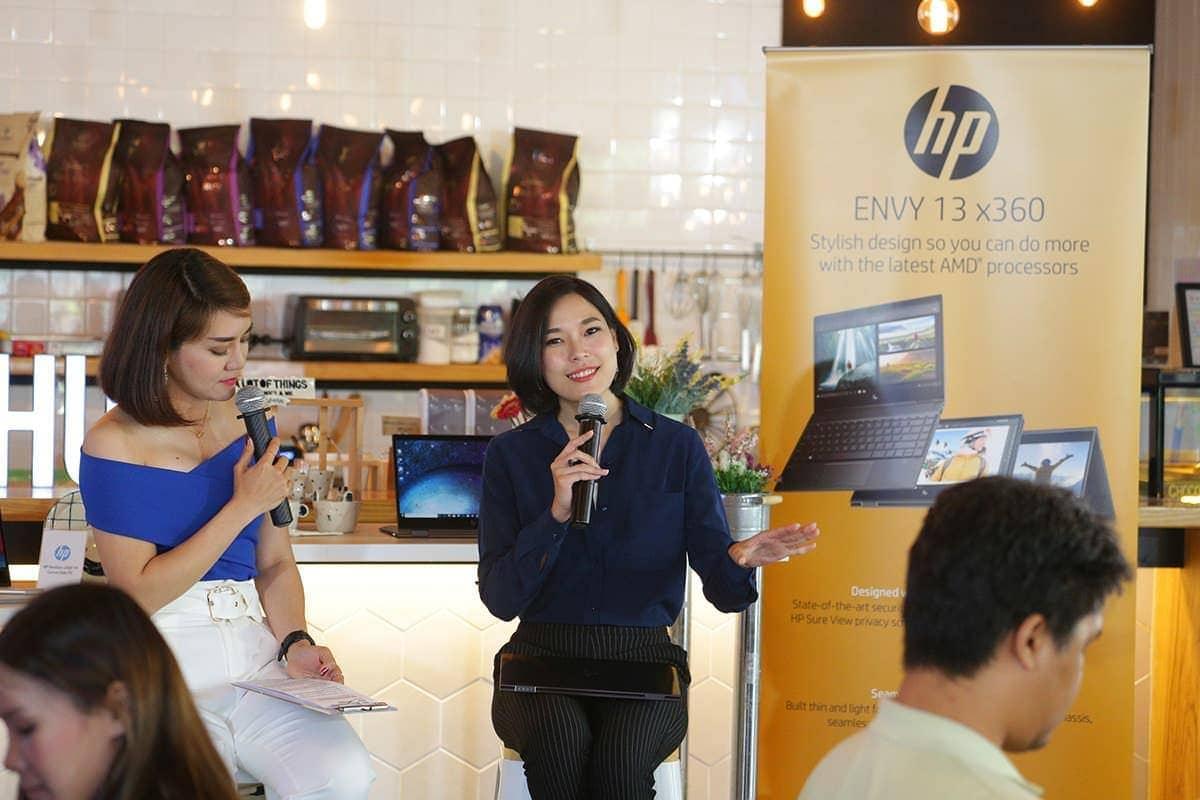 HP ประเทศไทย เผยโฉม HP ENVY x360 รุ่นล่าสุด เริ่มต้น 29,990 บาท 3