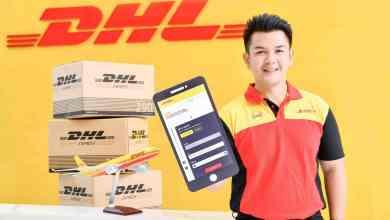 - Resize DHL  5 - DHL Express เปิดตัว iExpressByDHL ส่งสินค้าออกต่างประเทศสะดวกกว่าเคย