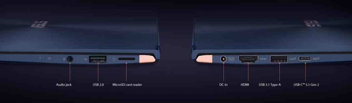 โน๊ตบุ้ค - Screenshot 4 2 - รีวิว ASUS ZenBook 13 (UX333F) Burgundy Red สีแดงโดดเด่น เห็นแต่ไกล