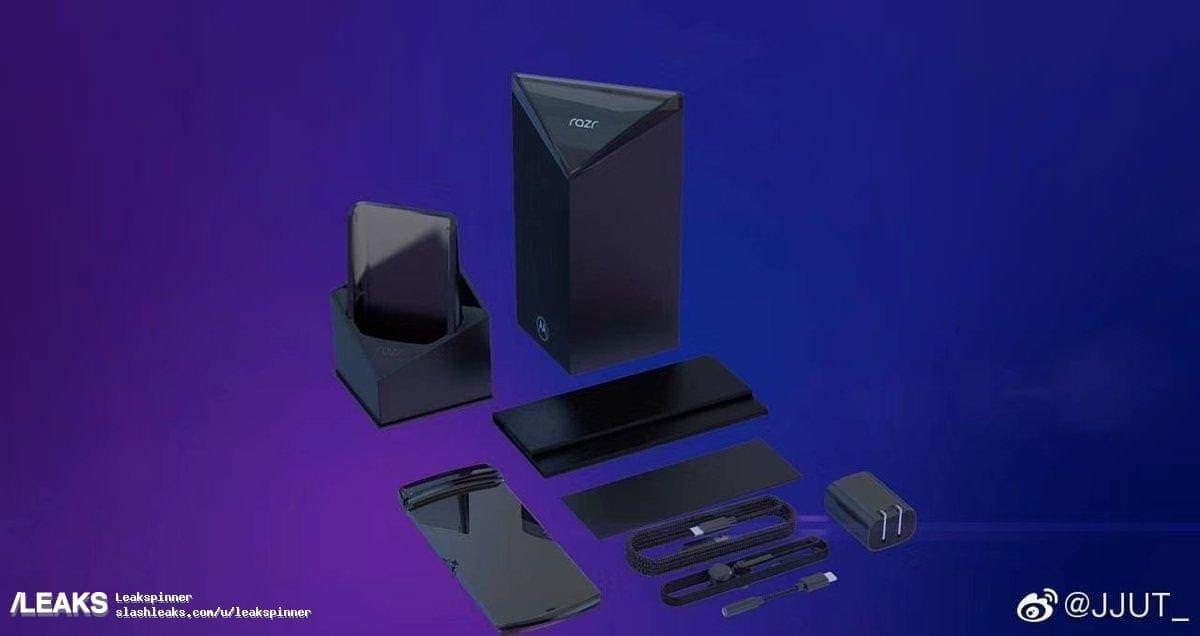 - เผยภาพหลุด New Motorola Razr มือถือจอพับได้สุดพรีเมียม คืนชีพแบรนด์ Razr สุดขลัง
