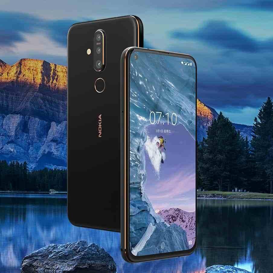 - Nokia X71 เปิดตัวในไต้หวัน มาพร้อมกล้อง 3 ตัวและหน้าจอเจาะรู ราคาประมาณ 12,000 บาท