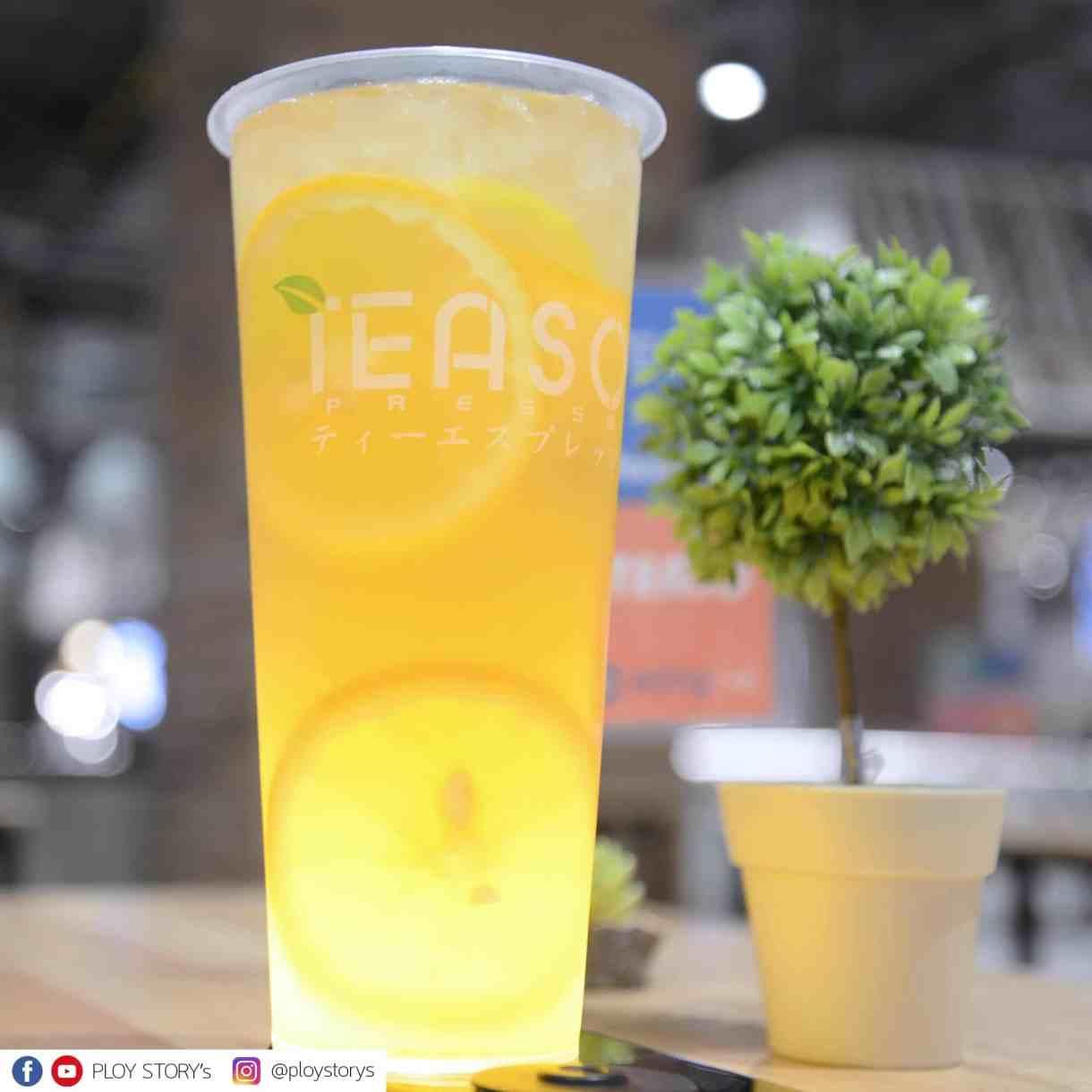 - 13 - รีวิวร้านชา TEASO สวรรค์ของคนรักชา ต้นตำรับจากฮ่องกง คนลดน้ำหนักกินได้แบบไม่รู้สึกผิด