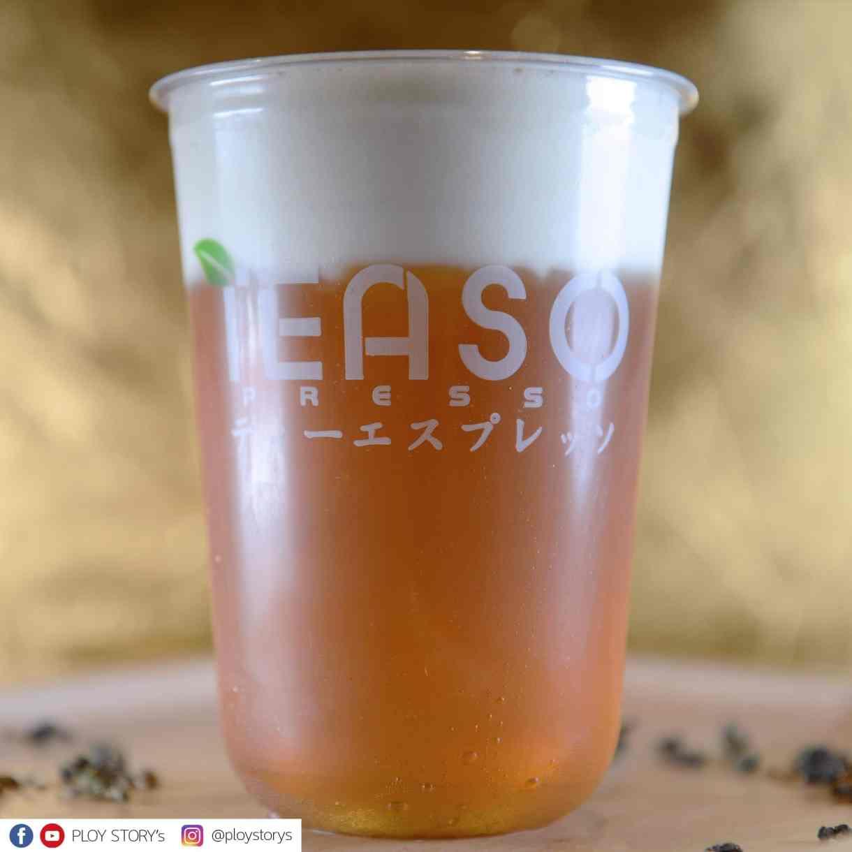 - 16 - รีวิวร้านชา TEASO สวรรค์ของคนรักชา ต้นตำรับจากฮ่องกง คนลดน้ำหนักกินได้แบบไม่รู้สึกผิด