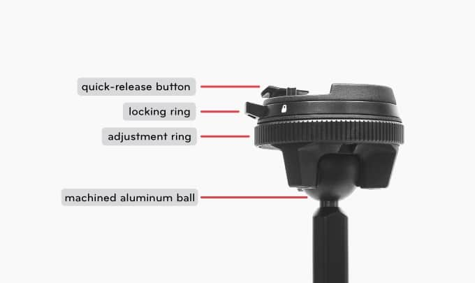 - Peak Design เปิดตัวขาตั้ง Tripod พกพา ขนาดเล็ก เส้นผ่าศูนย์กลางเท่ากระป๋องน้ำอัดลม