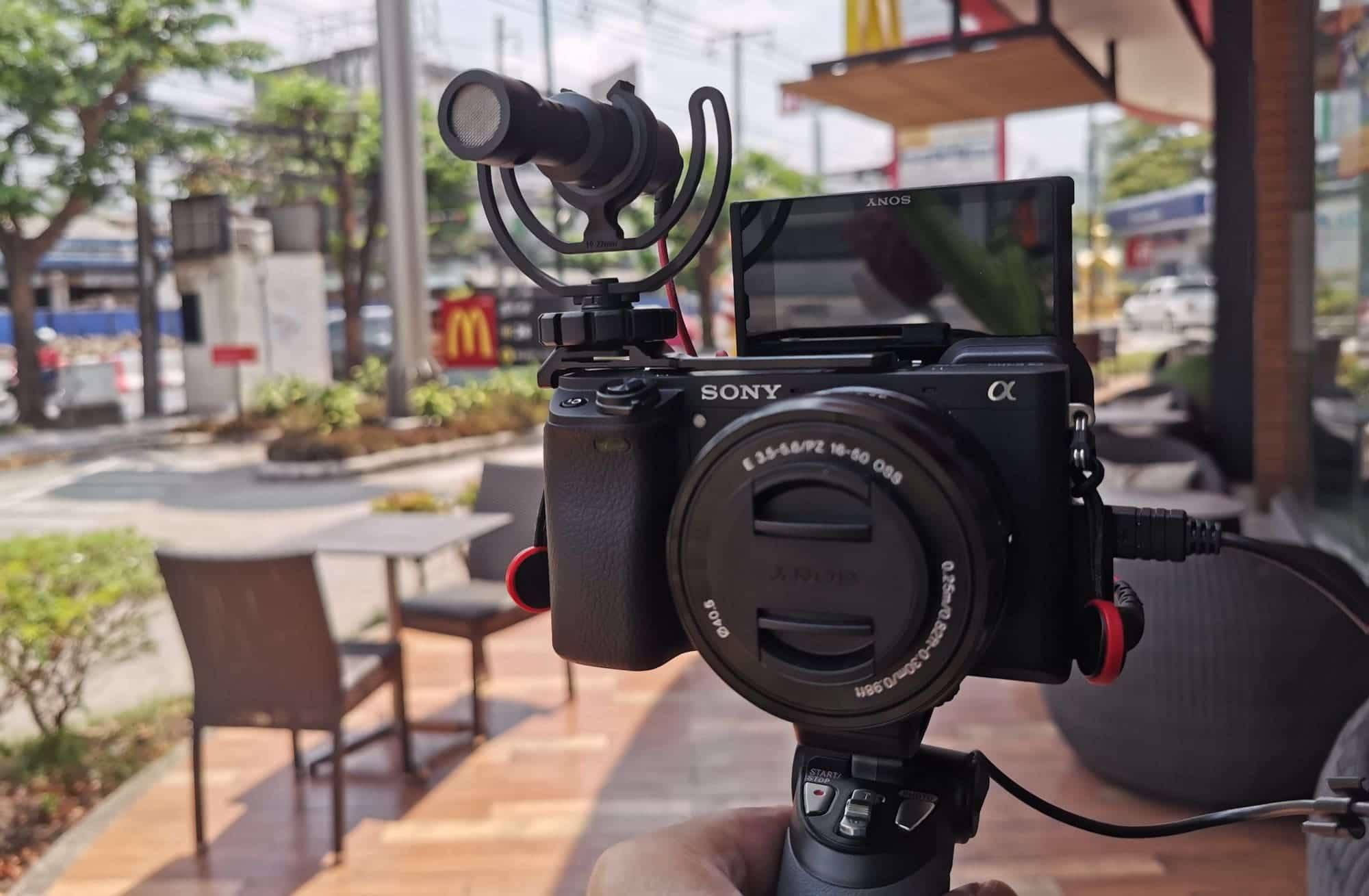 รีวิว Sony a6400 กล้องสำหรับ VLOG ฉบับ Tech Blogger 13
