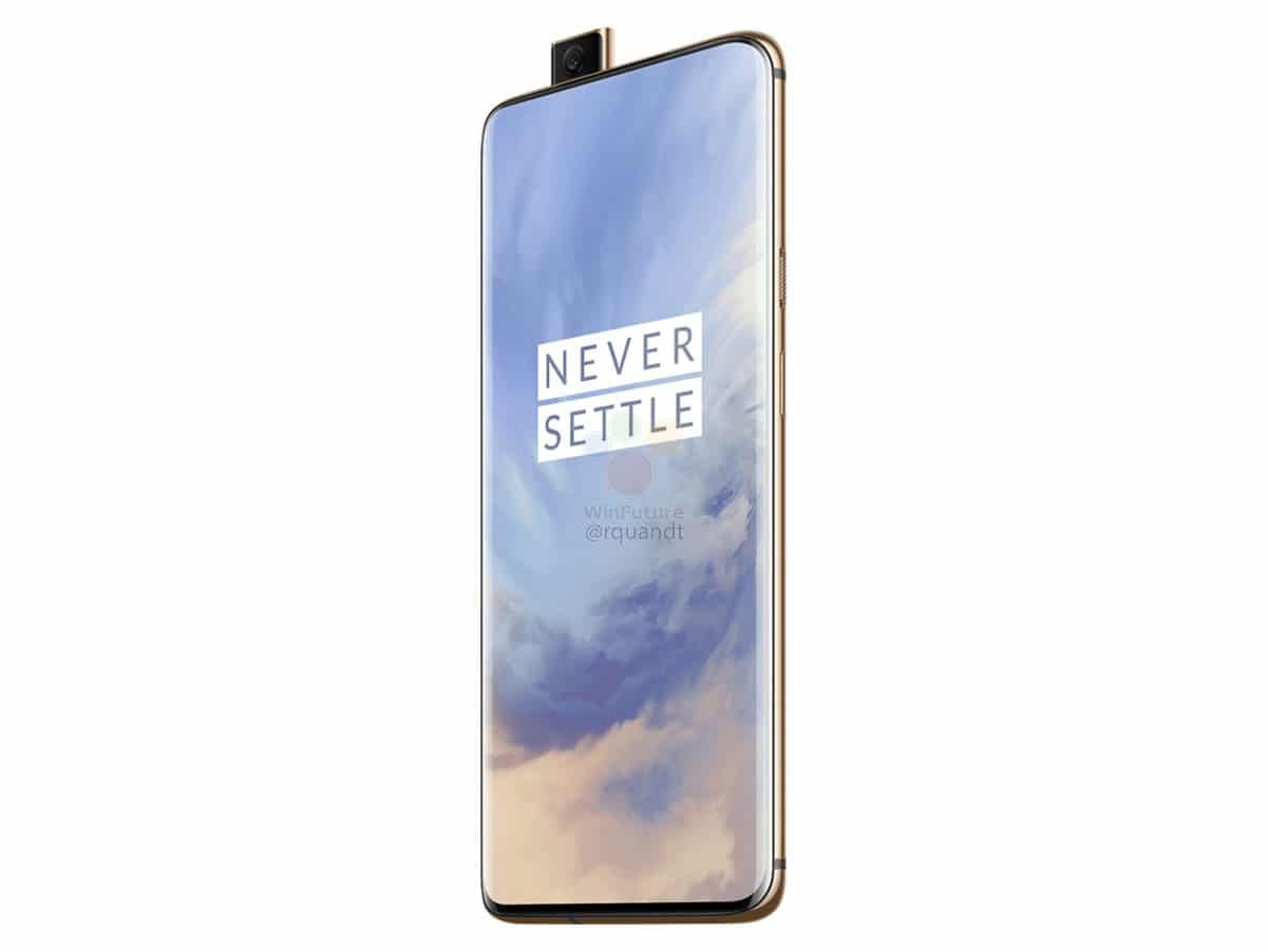 - เผยภาพและสเปก OnePlus 7/7 Pro รุ่นท็อปมาพร้อมจอ HDR10+ 90 Hz หน่วยความจำ UFS3.0