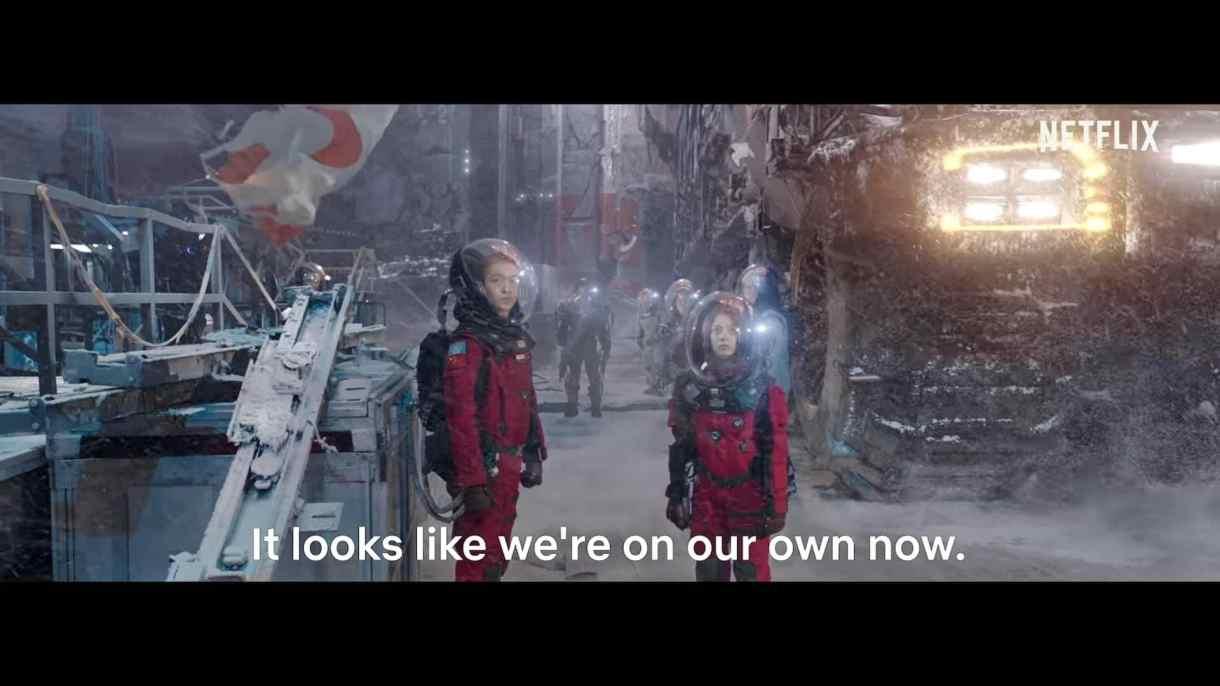 - Screenshot 32 - The Wandering Earth | หนังไซไฟฟอร์มยักษ์จากจีน ที่จะมาเทียบชั้นหนังฮอลลีวู้ด