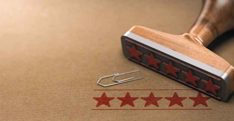 - five stars customer quality review - Review Score