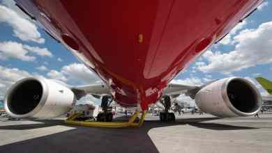 rolls-royce และ airasia x  ร่วมเปิดตัวเครื่องบิน airbus a330neo รุ่นใหม่ ที่งาน paris air show - Rolls-Royce และ AirAsia X  ร่วมเปิดตัวเครื่องบิน Airbus A330Neo รุ่นใหม่ ที่งาน PARIS AIR SHOW