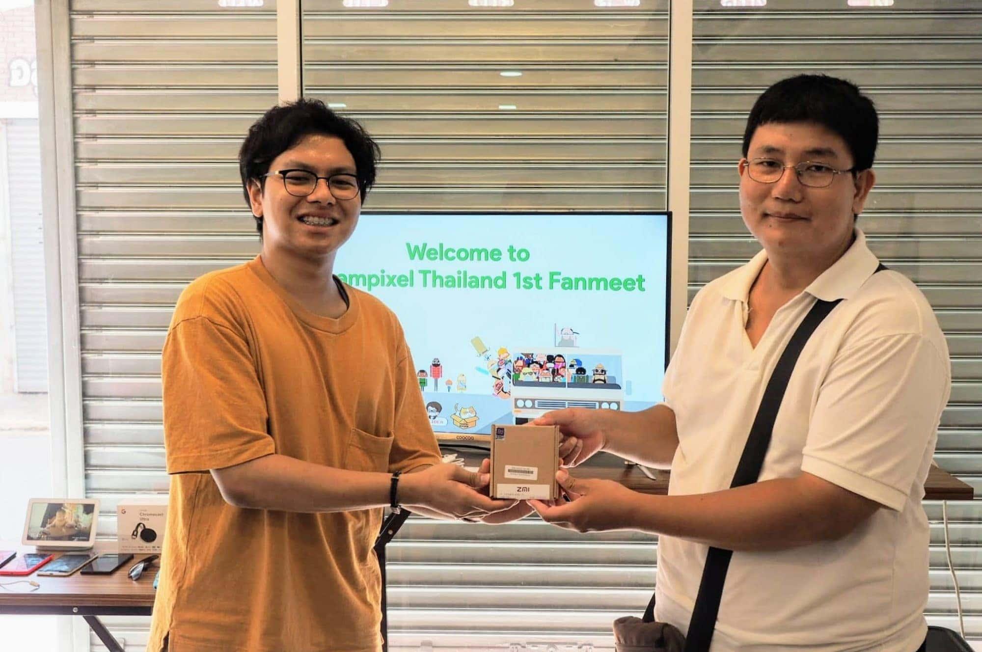 - #teampixel Thailand 1st Fanmeet ครั้งแรกของงานมีตติ้งผู้ชื่นชอบ Google Pixel ณ NuaNia Creative Space