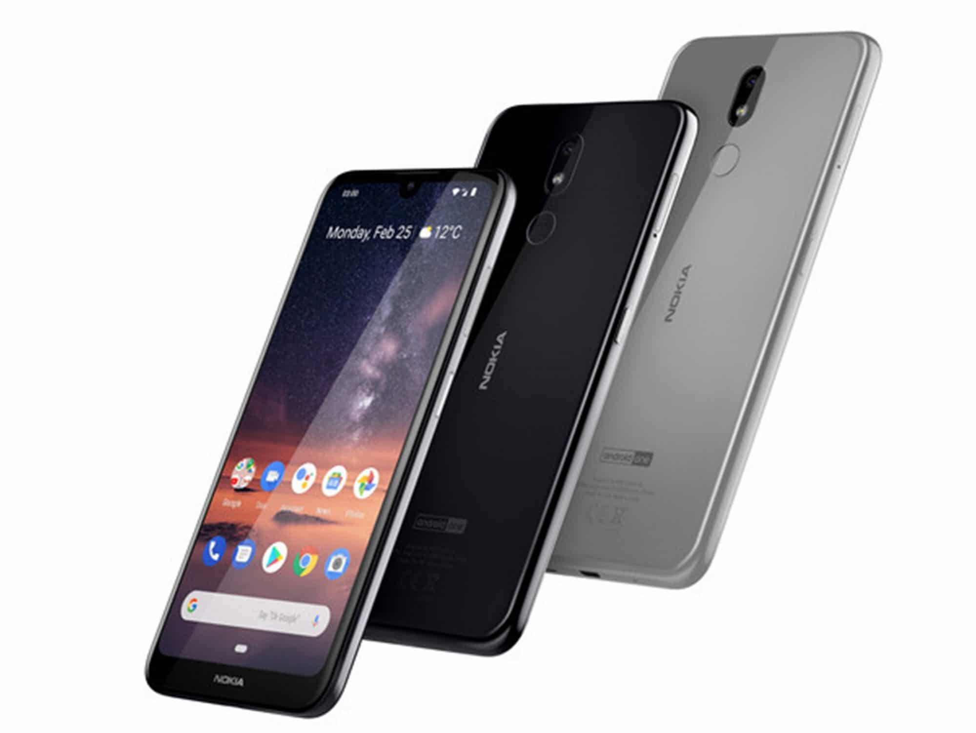เปิดตัว nokia 3.2 แบต 4,000 mah ในราคาเพียง 3,990.- - เปิดตัว Nokia 3.2 แบต 4,000 mAh ในราคาเพียง 3,990.-