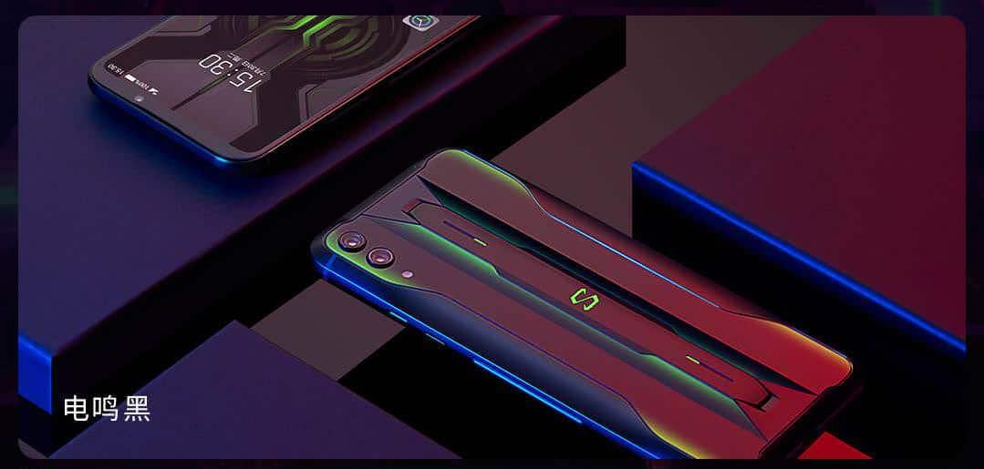 Xiaomi เปิดตัว Black Shark 2 Pro ใช้ SNAP855 Plus แรม 12 GB ราคาเริ่มต้นประมาณ 13,000.- 3