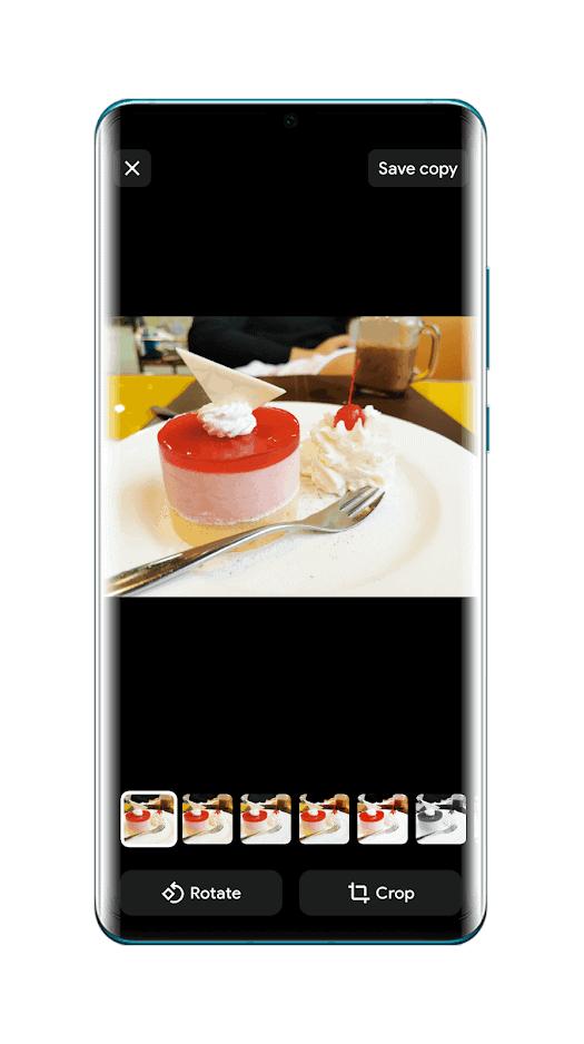 พาทัวร์แอป Gallery Go แอปดูภาพขนาดจิ๋วจาก Google มี AI เสริมเก่ง 5
