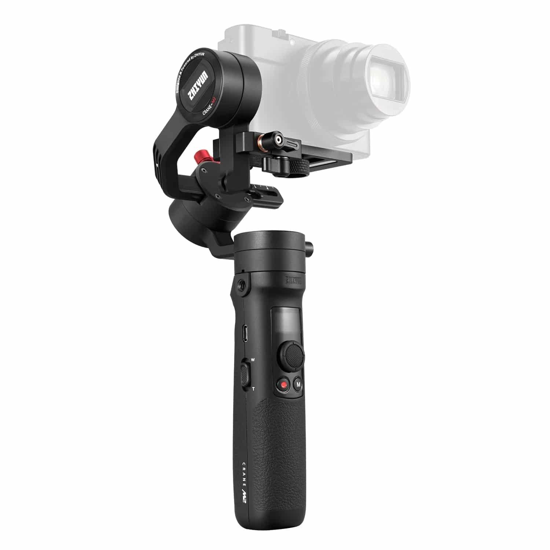 Zhiyun เปิดตัวกิมบอลกันสั่น Zhiyun Crane-M2 ใช้ได้ทั้งมือถือ กล้องแอ็คชั่น และกล้องคอมแพ็ค ราคา 8,500.- 3